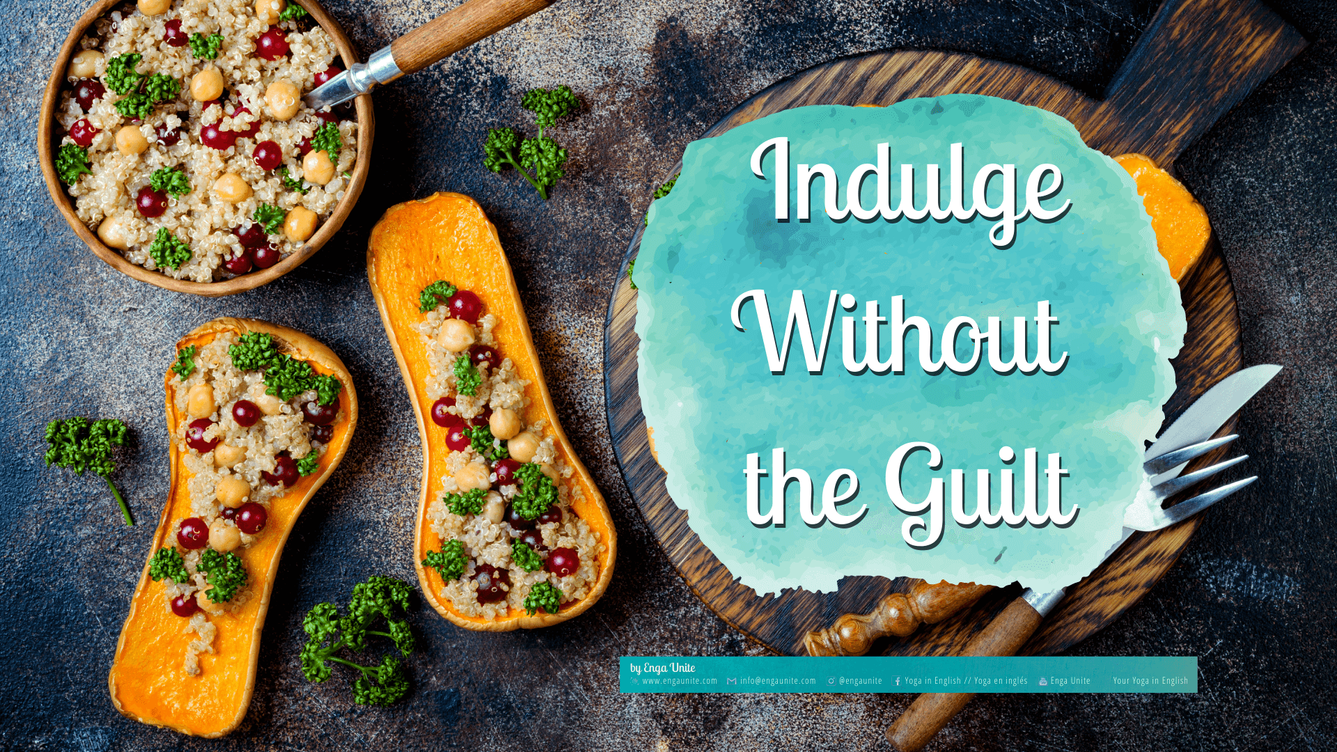 Indulge Without the Guilt