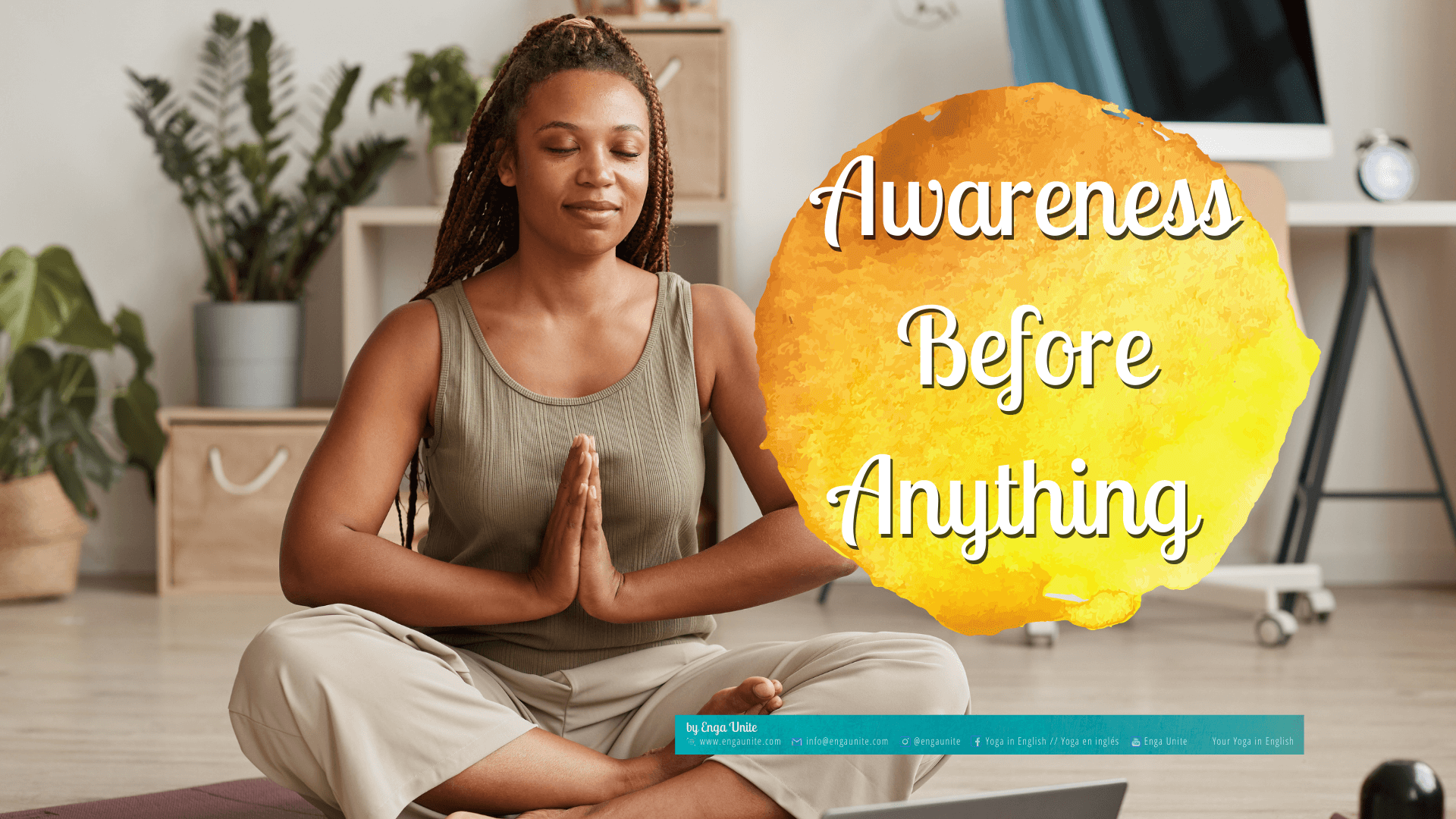 Awareness Before Anything