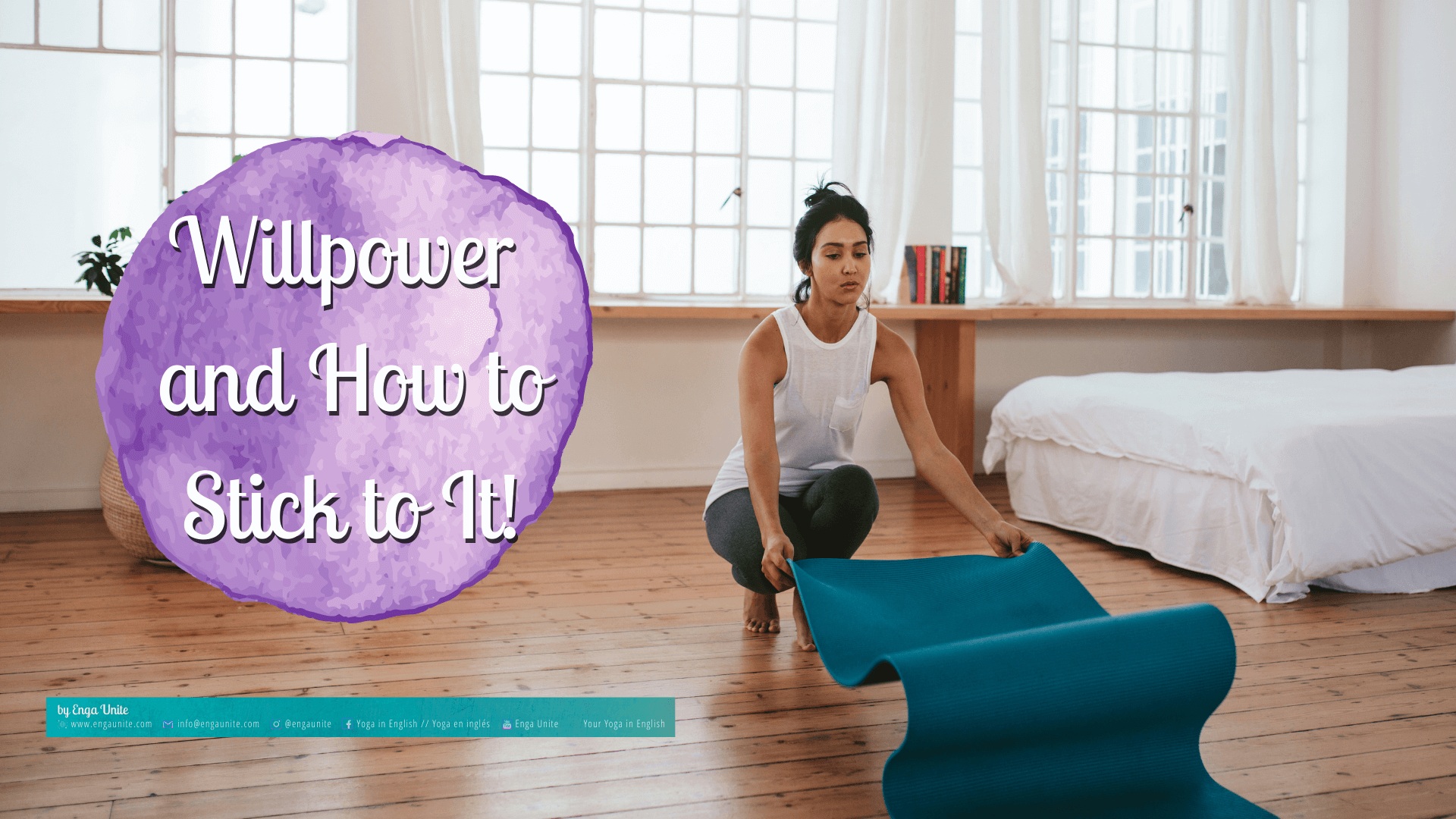 Willpower and how to stick to it