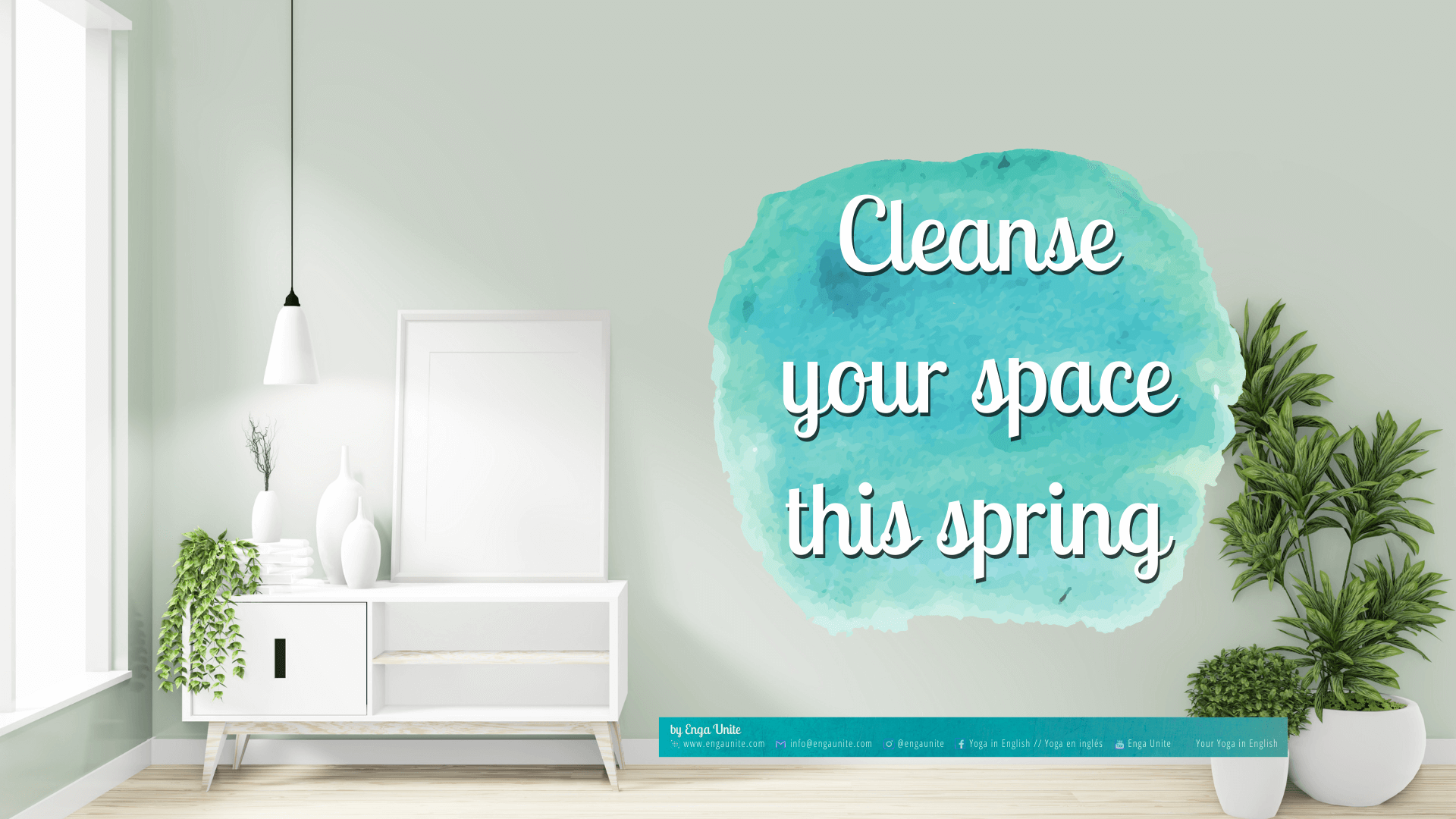 Cleanse Your Spring this Spring