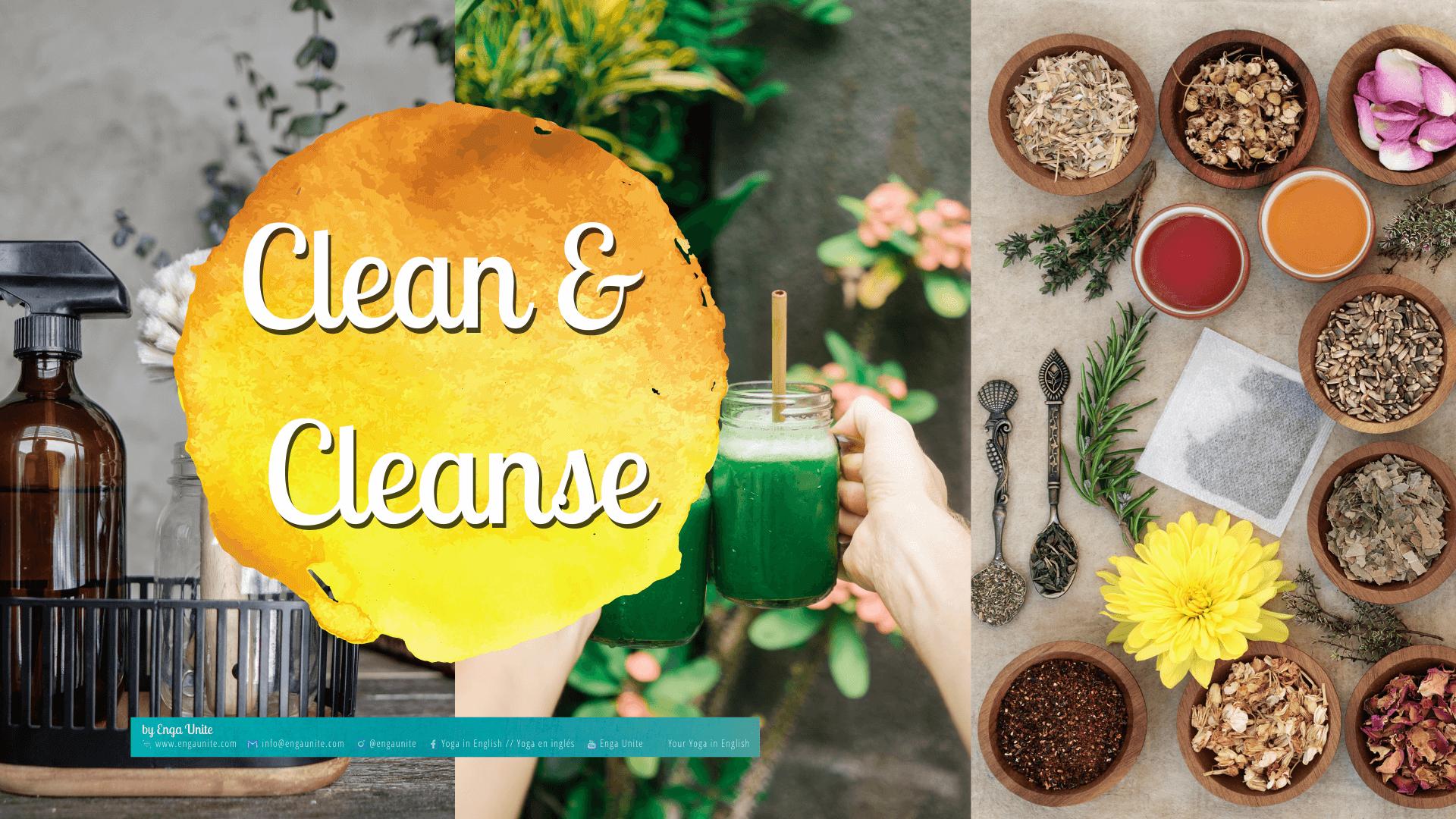 Clean & Cleanse